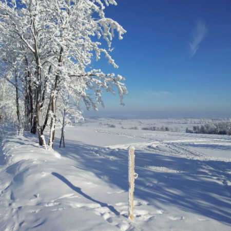Winter im Erzgebirge - Jöhstadt OT Grumbach