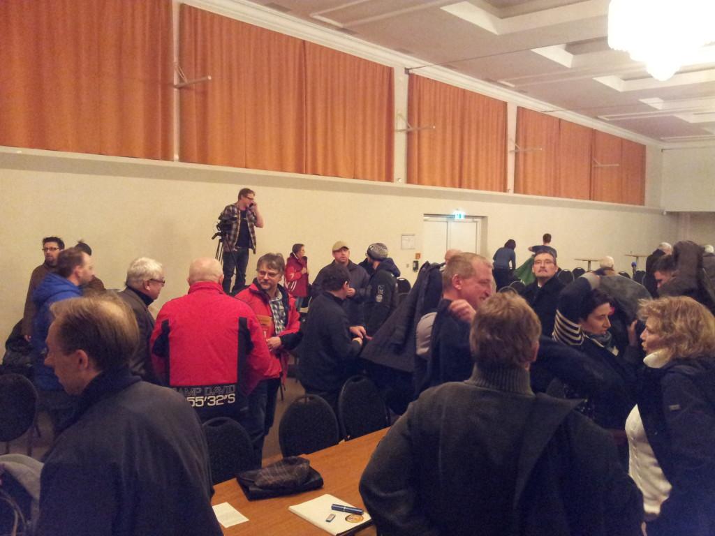 Oberbürgermeister Wahl 2015 in Annaberg-Buchholz