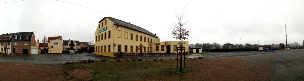 Das kleine Volkshaus in Mittweida, Diskok mit Volker & René ;)
