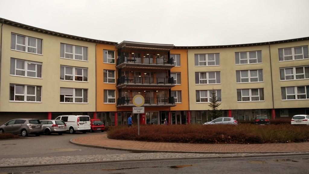 Alten-und Pflegeheim Lauenhainer Straße in Mittweida