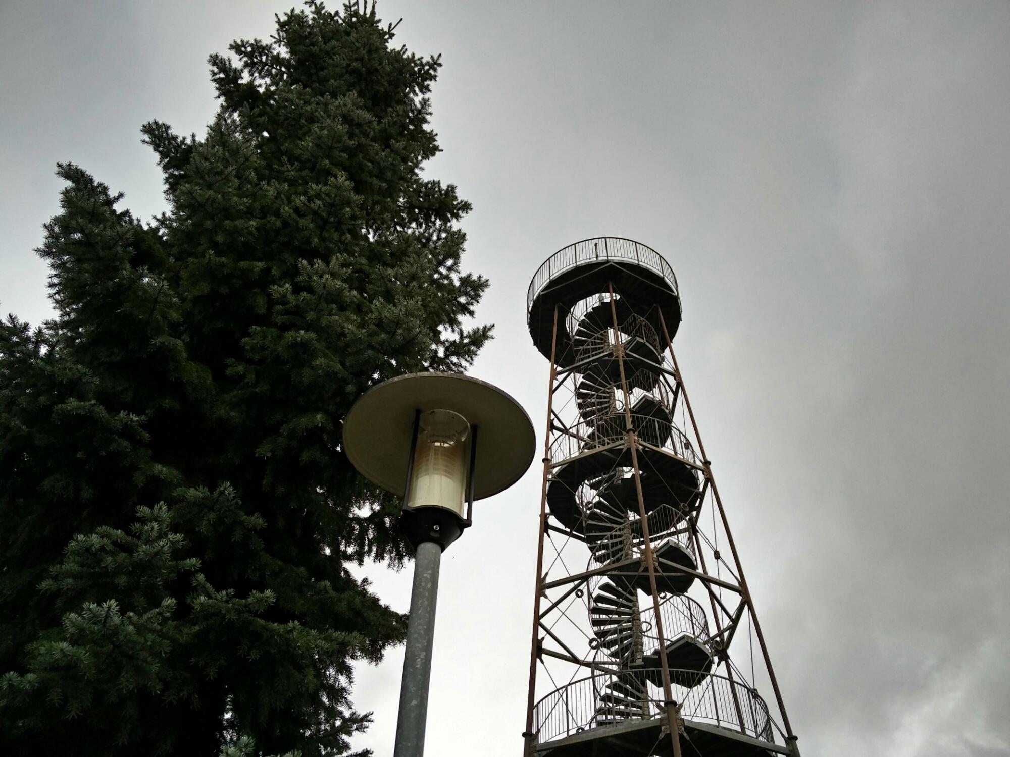 Turm der Die 3 Brüder Höhe