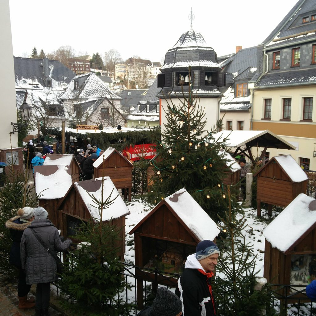 Allerlei Weihnachtsgedöns 2017